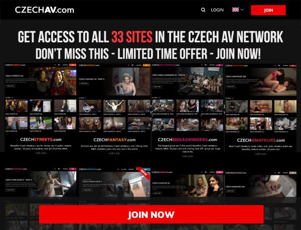 Czech AV Vend-o.com