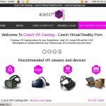 Czech VR Casting Galleries