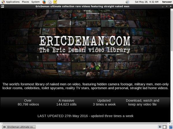 Ericdeman Women