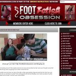 Foot Fetish Obsession Full Account