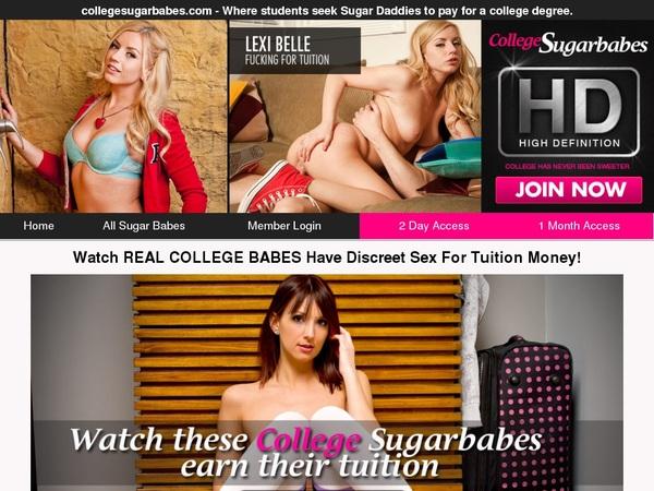 Free College Sugar Babes Movie