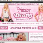 Princess Bratty 注册帐号