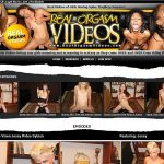 Real Orgasm Videos 신용 카드