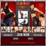 Sado Girls Clip Cash