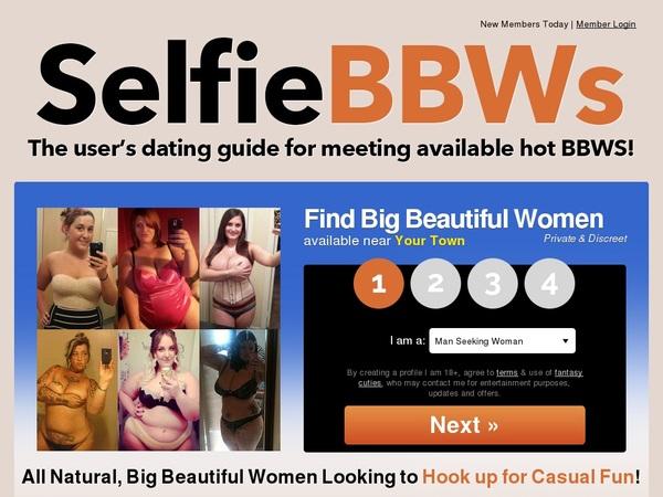 Selfie BBWs With Bitcoin