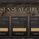 Sensual Girl Full Scenes