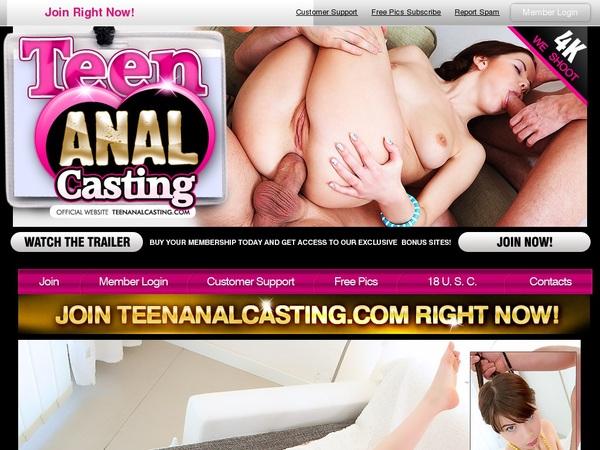 Teen Anal Casting Buy Membership
