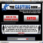 The Casting Room Active Accounts