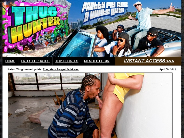 Thug Hunter Account Creator