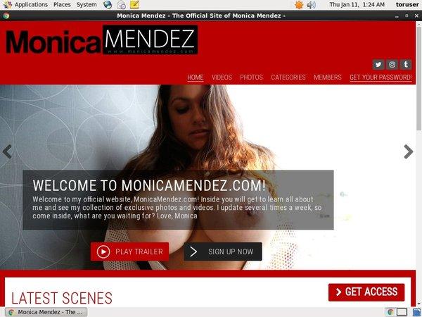 Free Premium Monicamendez Accounts