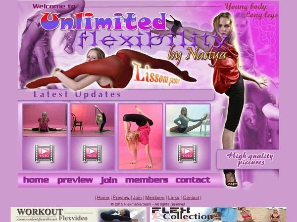 Nastya.flex-mania.net Account 2014