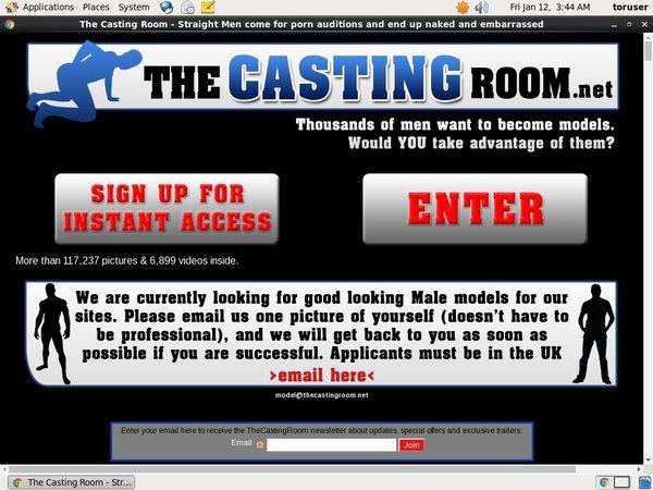 Thecastingroom Account Passwords
