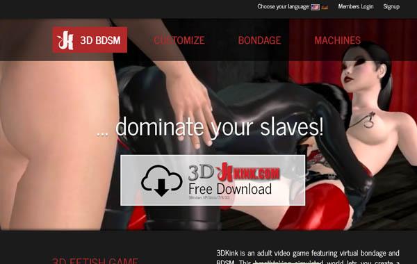 3D Kink Cheaper