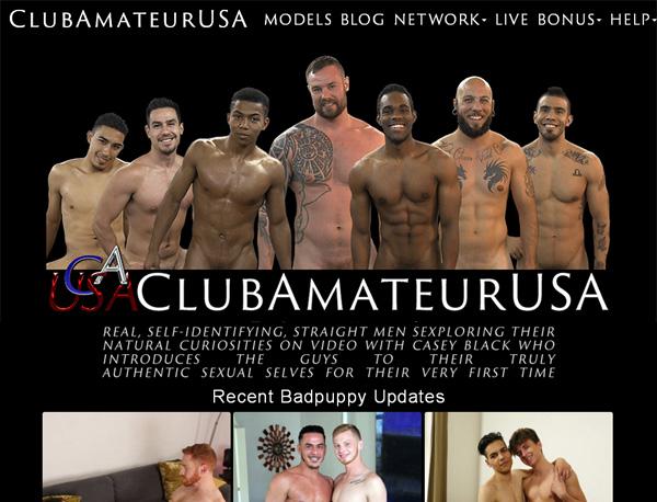 Club Amateur USA Full Video