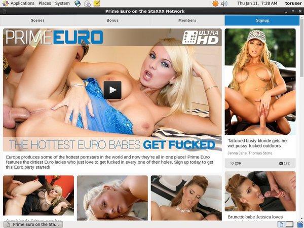Prime Euro Netbilling