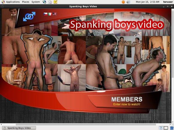 Spankingboysvideo.com Threesome