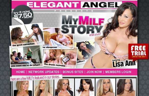 Mymilfstory.com Renew Subscription