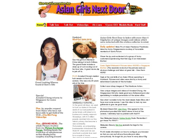 Asian Girls Next Door Pro Biller Page