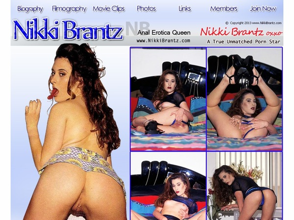 Nikki Brantz New Account