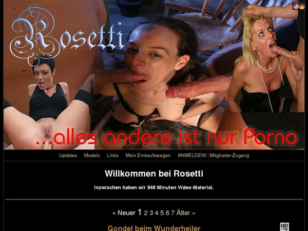 Where To Get Free Rosetti.tv Account