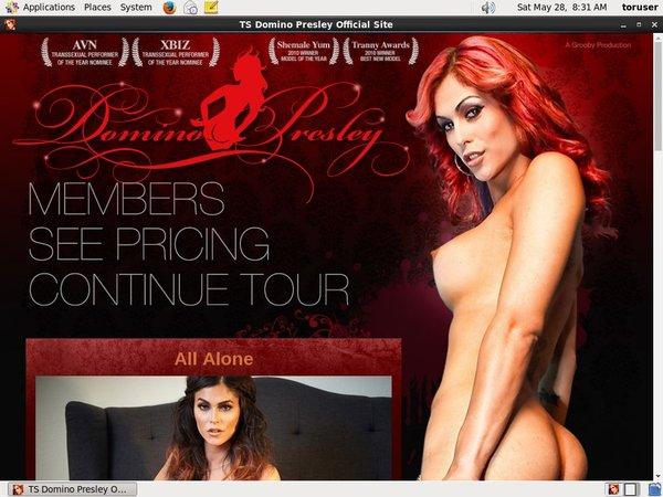 TS Domino Presley Downloads