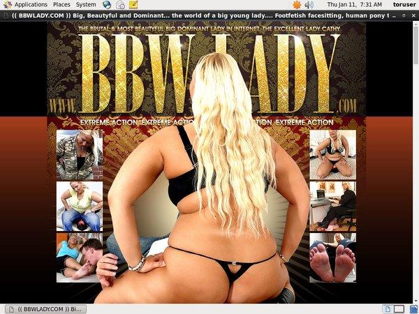 Bbwlady.com Site Rip