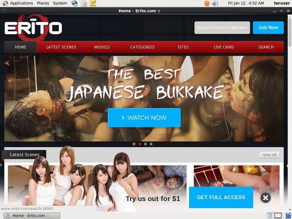 Erito.com Wire Payment