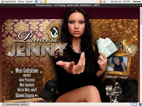 Paypal Princessjenny