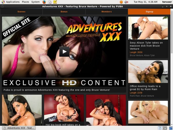 Adventures XXX Membership Discount