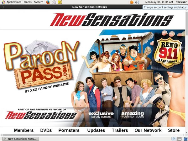 Register For Parody Pass